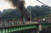 Protestas por crisis de marea roja en Chiloé | Mayo de 2016