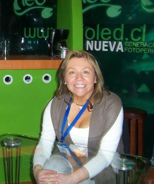 Ximena Navarro, fundadora y gerenta de Investigación y Desarrollo de Bioled (Archivo)