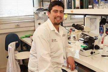 Dra. René Manríquez (Foto INCAR)