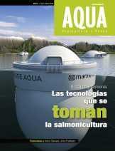 Portada de Revista AQUA 211