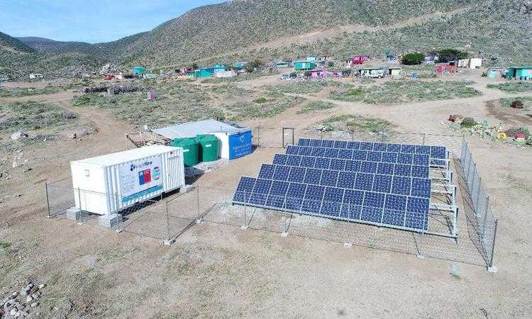 Plantas desalinizadoras suministrarán agua a pescadores de Atacama y Coquimbo (Fuente: Subpesca)