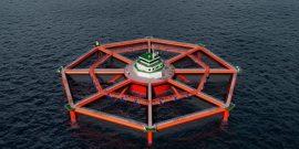 SalMar obtiene ocho licencias de desarrollo para su jaula gigante