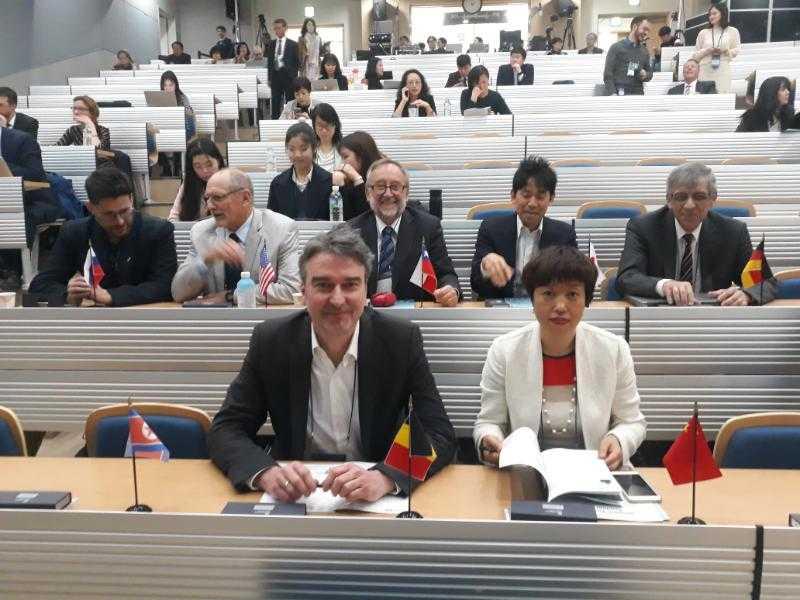 Científico chileno participa en Corea en proyecto de investigación internacional1