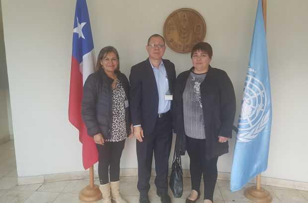 Confederación de pescadores participa en foro de desarrollo sostenible de América Latina y El Caribe
