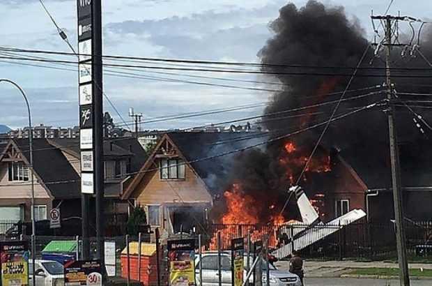 Dueños de avioneta se refieren a accidente en Puerto Montt (fuente: @CinthyaVera | Twitter)
