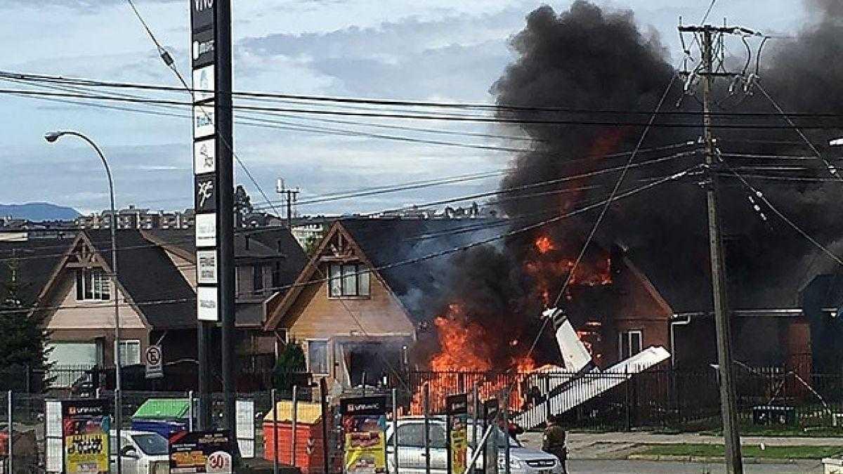 Dueños de avioneta se refieren a accidente en Puerto Montt (fuente: @CinthyaVera   Twitter)