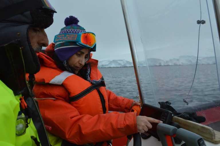 Glaciar antártico presenta evidencias del calentamiento global
