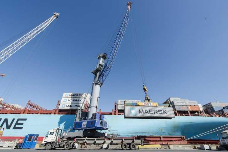 Comisión investigadora de puertos recibió a la ministra de Transportes (foto de contexto)