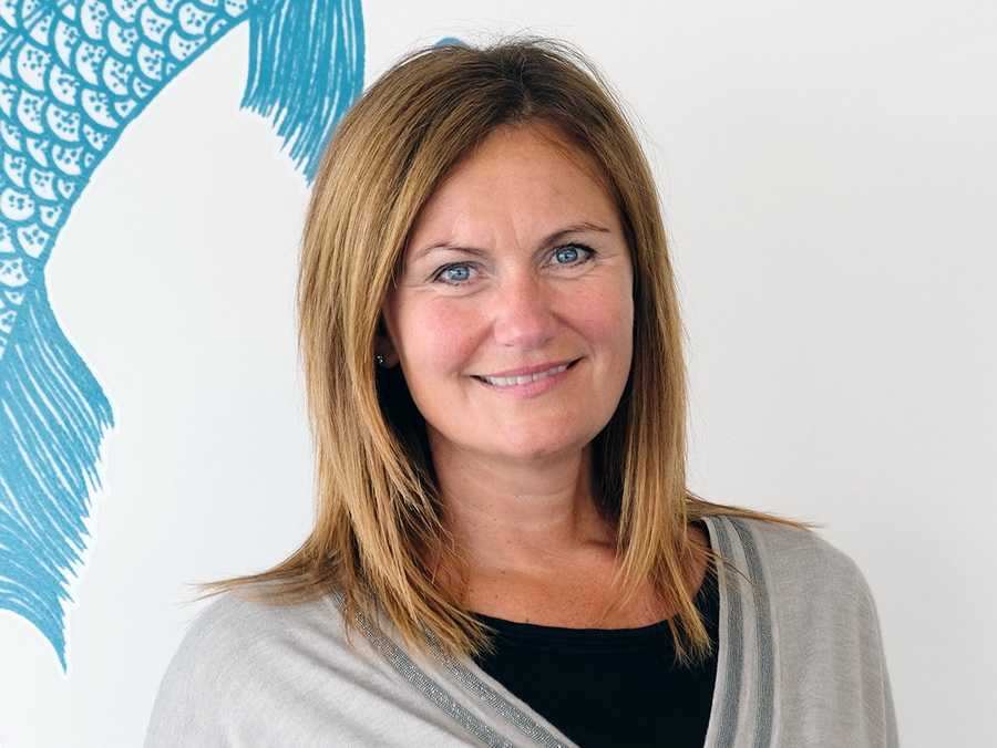"""Therese Log Bergjord, CEO de Skretting: """"Tenemos una gran misión: alimentar el futuro"""""""