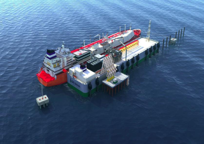 CRUBC aprueba concesión marítima para instalación de GNL Talcahuano