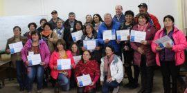 Capacitan a pescadores en herramientas de liderazgo organizacional