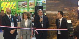 Chile fortalece su presencia en principal feria supermercadista del hemisferio sur (inauguración de APAS 2019)