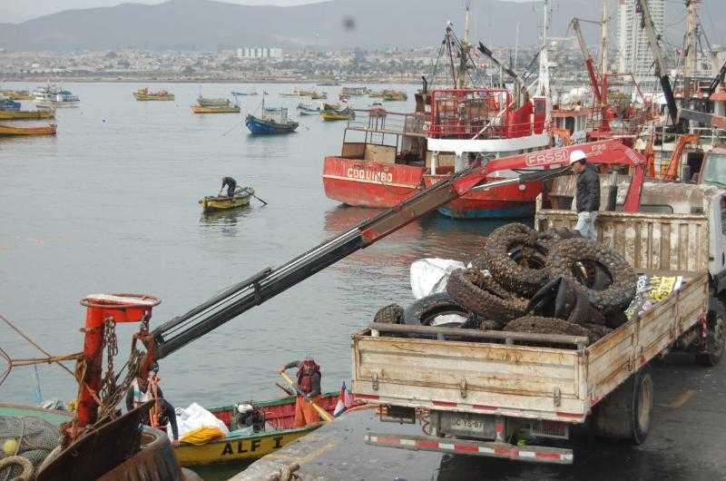 Limpieza de fondos de mar y playas: 30 toneladas de desechos fueron retiradas en Coquimbo