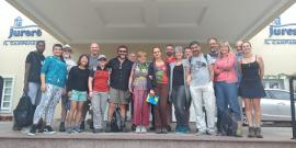 Delegación chilena participó en reunión para la conservación de albatros y petreles