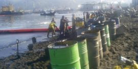 Derrame en San Vicente: Corte confirma responsabilidad de ENAP y ordena indemnizar a pescadores