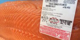 Analizan las tendencias comerciales del salmón en el mercado estadounidense (archivo)