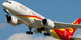Llega a Noruega el primer vuelo sin escalas desde China