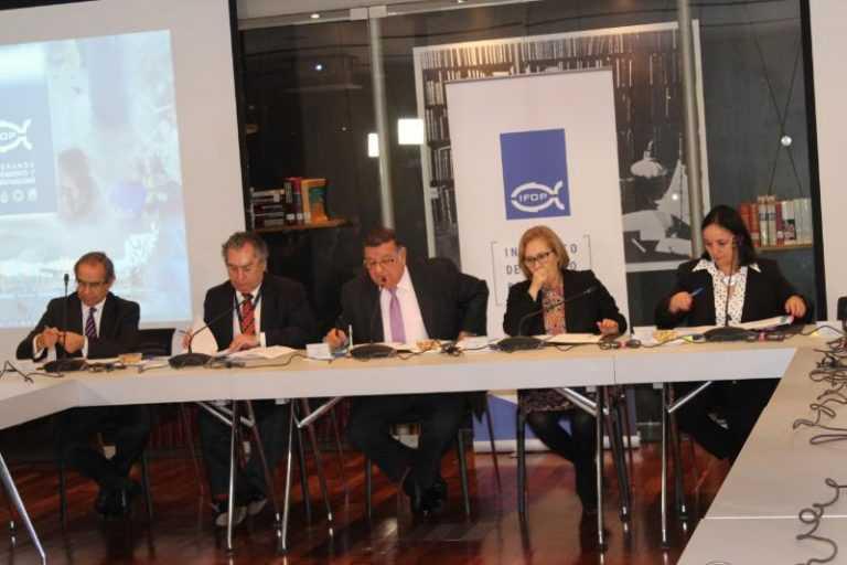 IFOP celebró su aniversario 55 en sesión especial de la Comisión de Pesca