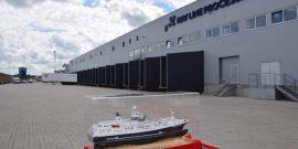 Inauguran instalación de procesamiento de salmones más grande del mundo (foto SalmonBusiness)