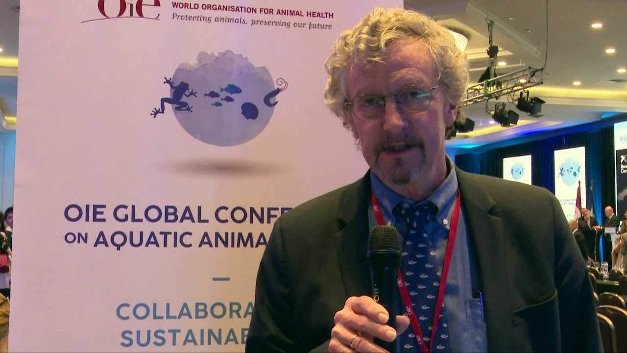 Randall Brummett, Senior Fisheries and Aquaculture Specialist at World Bank Group