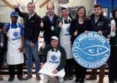 Sernapesca otorga primer Sello Azul a un supermercado