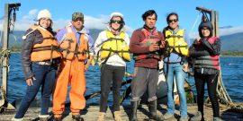 UCSC y AQUA acuerdan difundir ciencia relacionada con acuicultura y cambio climático