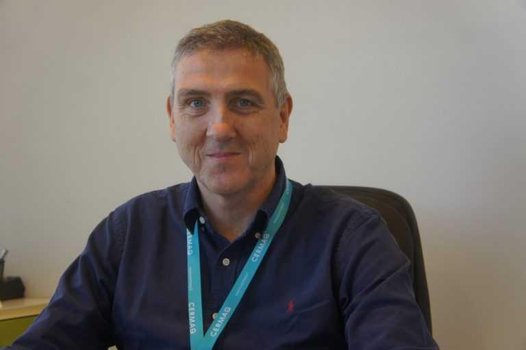 """Steven Rafferty, director general de Cermaq Chile: """"Chile será el líder mundial en producción"""""""