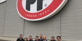 Australis y Aquagestión visitaron instalaciones de PF en Talca