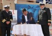 Celebran recepción de concesión marítima del puerto pesquero de Caldera