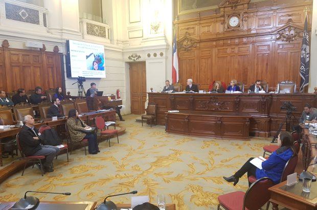 Confederación de pescadores participó en seminario sobre proyecto de ley bentónica