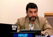 En la ONU: Chileno expone sobre conocimiento tradicional y ciencia oceánica