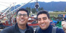 Investigador peruano completa pasantía en el IFOP de Chile