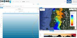 Monitoreo oceanográfico_Modernizan la página web de CHONOS