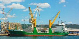 Transmarko incorpora un nuevo buque de carga