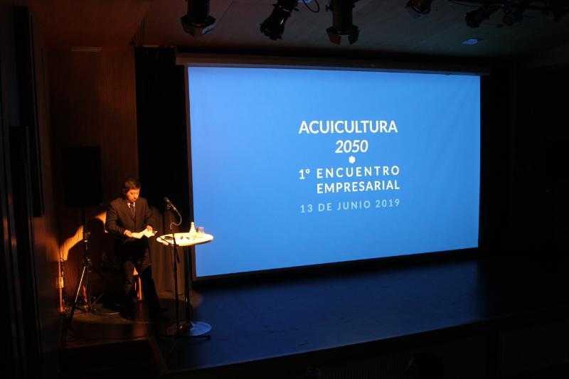 acuicultura 2050 en CAMM Puerto Varas 20 junio 2019