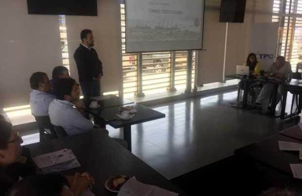 Instrucción en Coquimbo (foto: gentileza SNA)