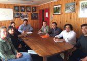 CorpAysén, SalmonChile y ONG Canales buscan fortalecer el trabajo con liceo politécnico