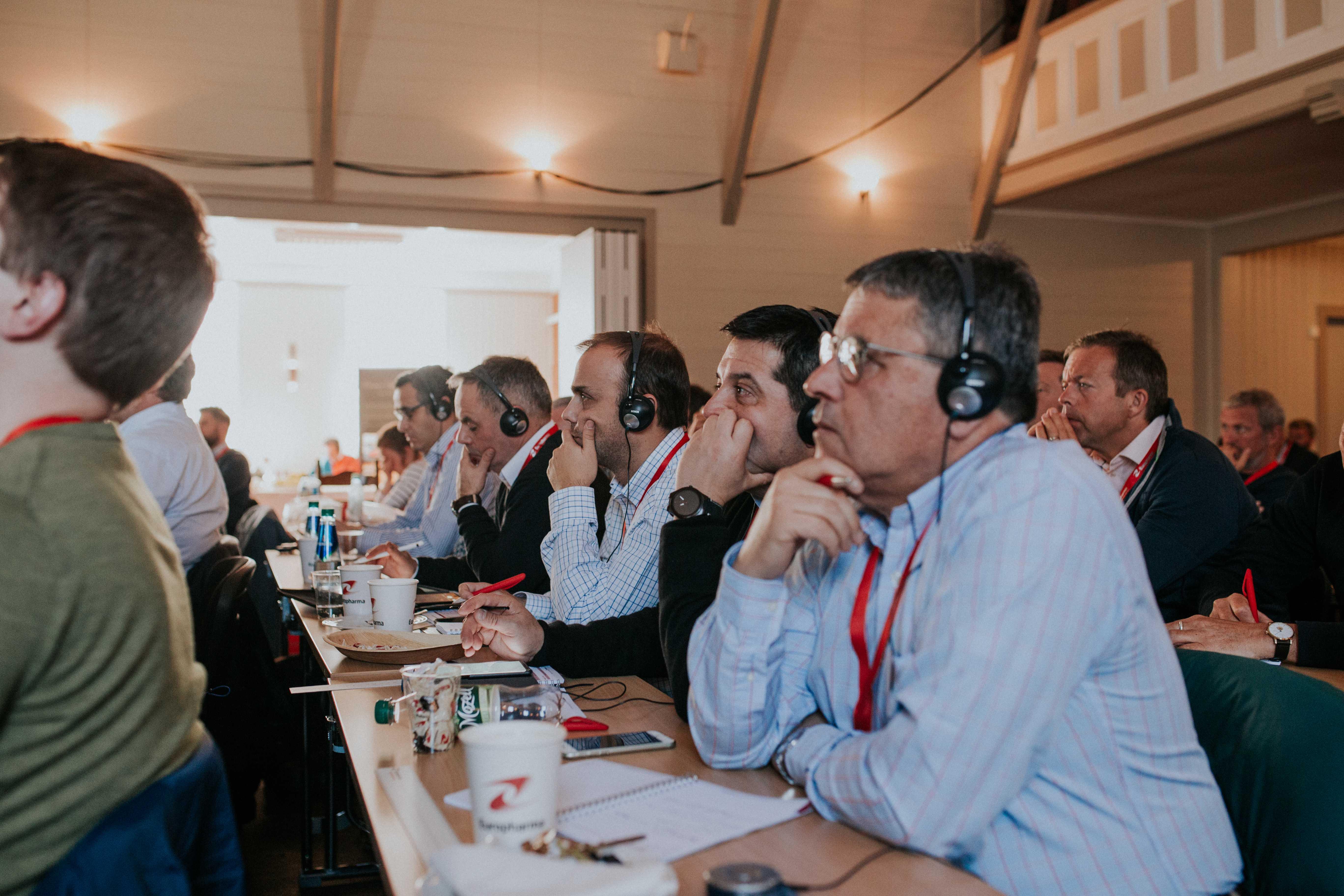 Europharma organiza la versión número 21 de su Seminario Lofoten