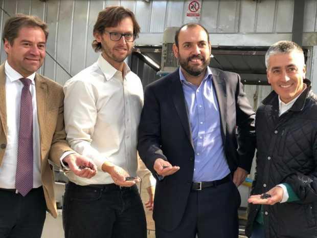 GreenSpot_Autoridades visitaron planta de valorizacion y reciclaje en Puerto Montt2