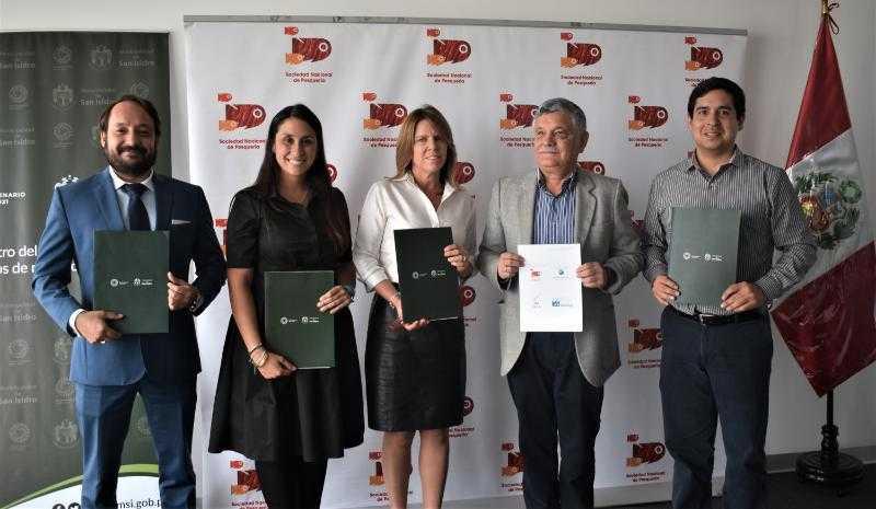 En Perú_Industria pesquera impulsa la movilidad urbana sostenible1
