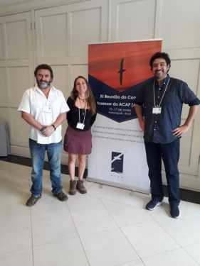 Delegación chilena participó en reunión para la conservación de albatros y petreles1