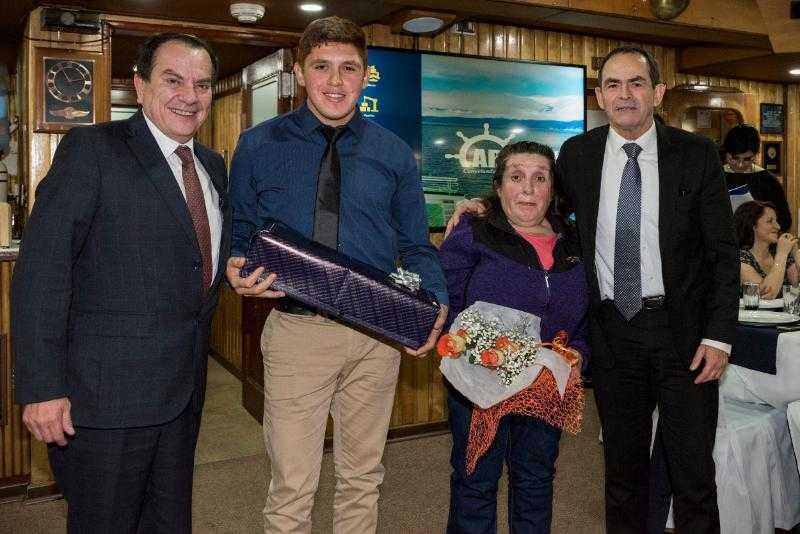 201° aniversario de la Marina Mercante_Armasur reconoce a sus colaboradores 4