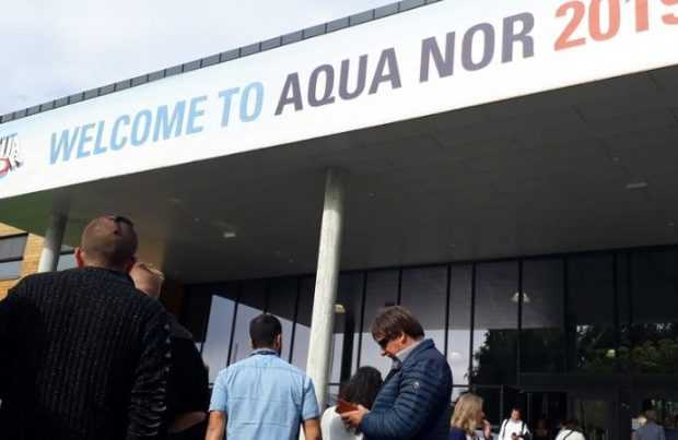 Primer día de Aqua Nor 2019