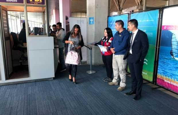 Instrucción en Aeropuerto Carriel Sur (foto: gentileza SNA)