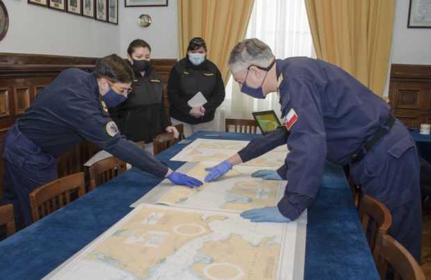 SHOA publica nuevas cartas náuticas para la ruta de navegación del canal de Chacao