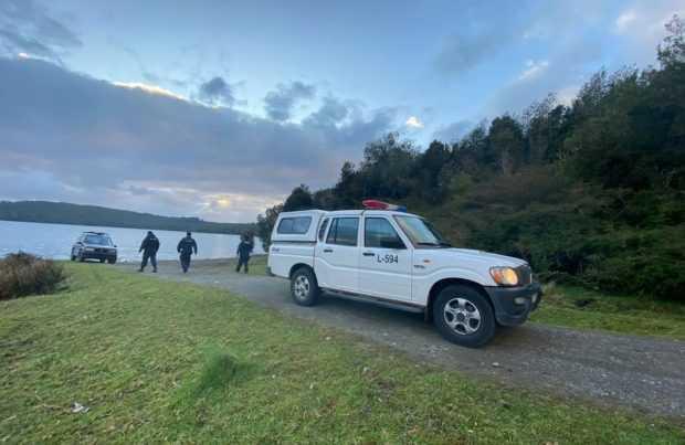 Chiloé: La Armada incrementa los controles durante la cuarentena en Chonchi