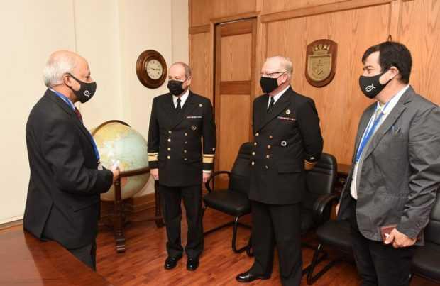 Instituto de Fomento Pesquero y la Directemar firman convenio de cooperación4