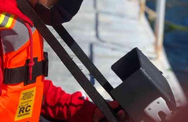[+FOTOS] Finalizó capacitación a jóvenes ayseninos como pilotos ROV