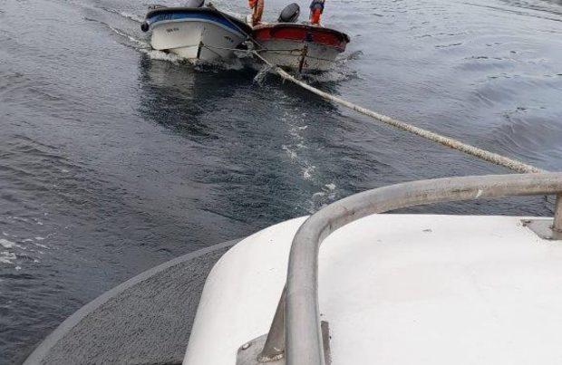 Recuperan embarcaciones robadas en Dalcahue1