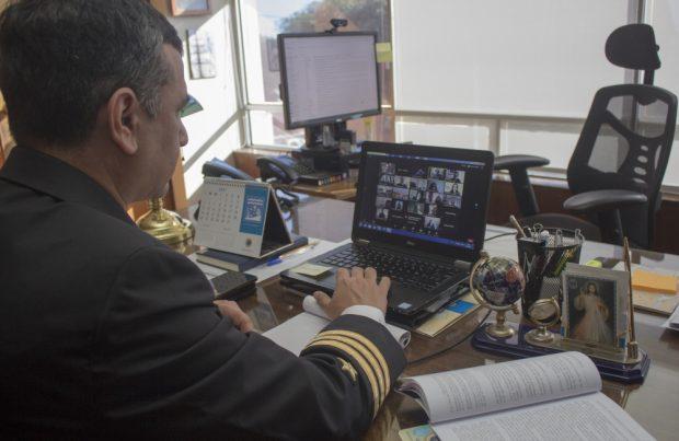 Comité Oceanográfico Nacional efectuó la 144° asamblea plenaria
